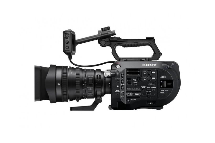 wynajem sprzętu filmowego - kamery i drony